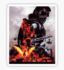 Metal Gear Solid V - The Phantom Pain Sticker