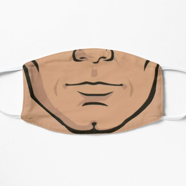 Archer mouth Flat Mask