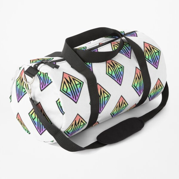 PMA rainbow Duffle Bag