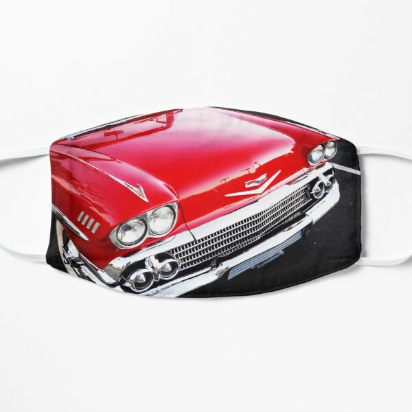 Red Chevy Flat Mask