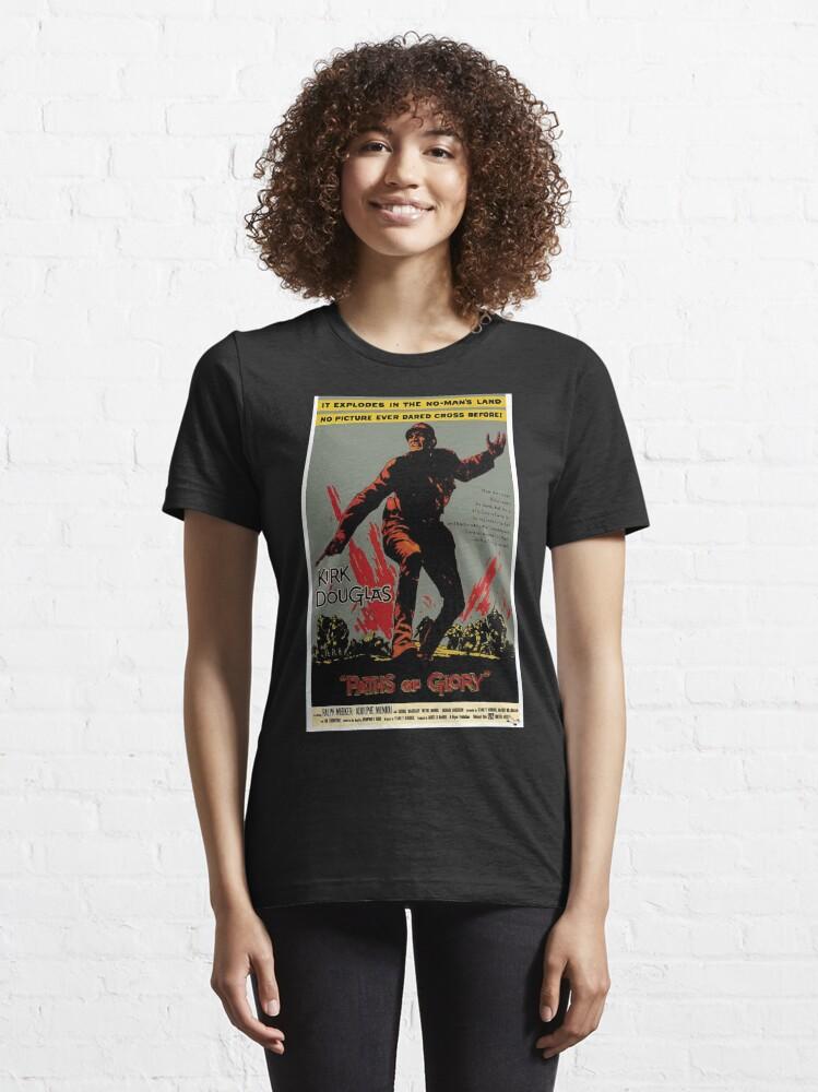 Alternate view of Movie Poster Merchandise Essential T-Shirt