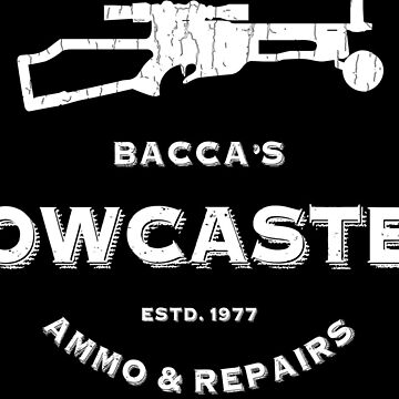 Bowcaster Ammo & Repair by iamtheallspark