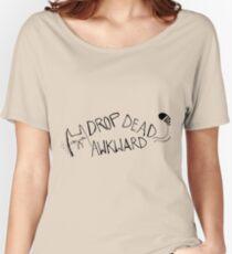 Drop Dead Kitten Women's Relaxed Fit T-Shirt