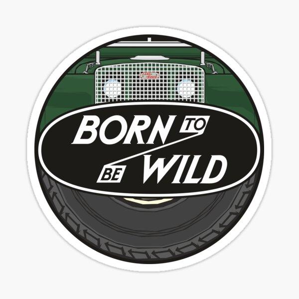 L'insigne de profil Sticker