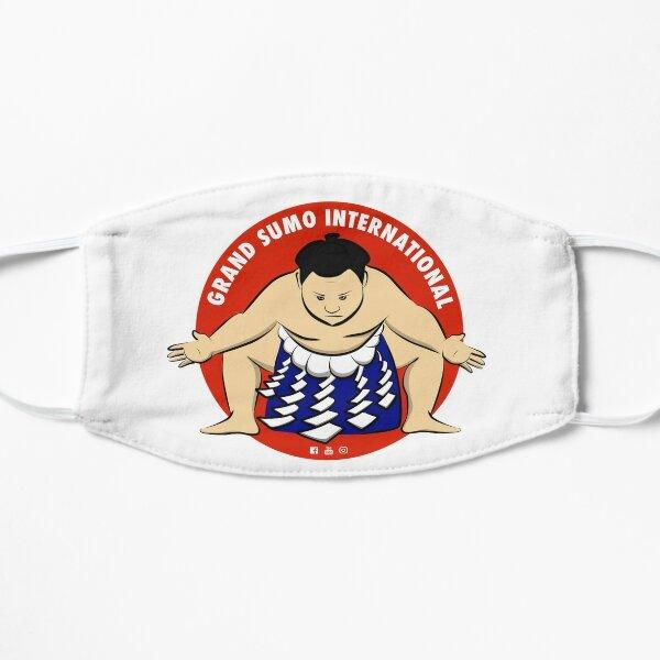 Grand Sumo International Yokozuna Logo Flat Mask