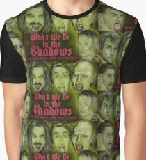 What We Do In The Shadows Graphic T-Shirt