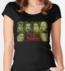What We Do In The Shadows Women's Fitted Scoop T-Shirt