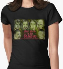 What We Do In The Shadows Women's Fitted T-Shirt