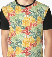 Floral Maryland Graphic T-Shirt
