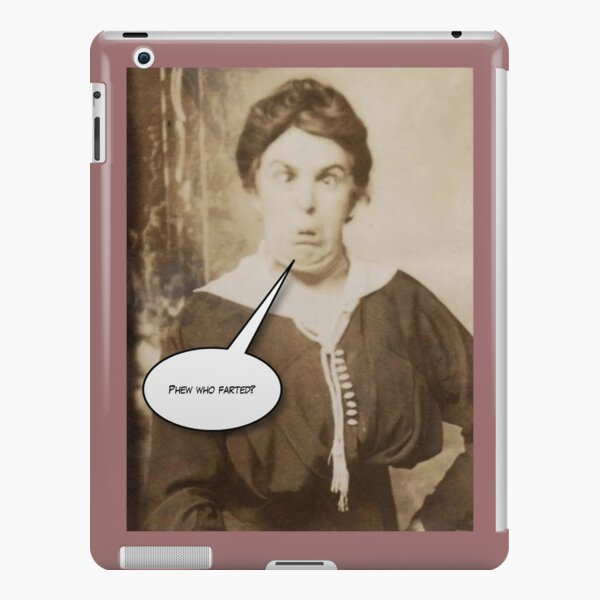 Who farted? iPad Snap Case