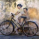 Street art by yook