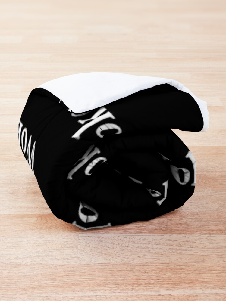 Alternate view of Woke - BLM Comforter