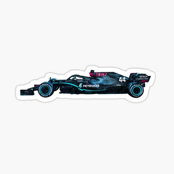 F1 2020 Lewis Hamilton Mercedes-AMG Petronas W11 Sticker