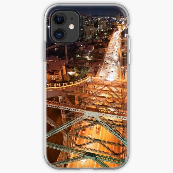 On Top of Old Story iPhone Soft Case