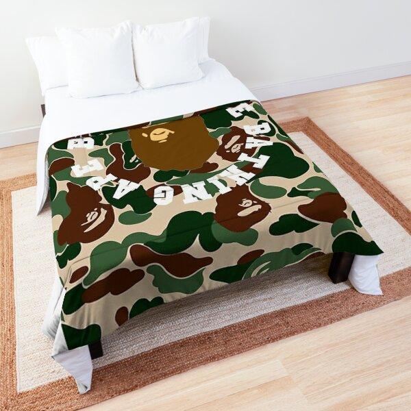 bape mask 22 Comforter