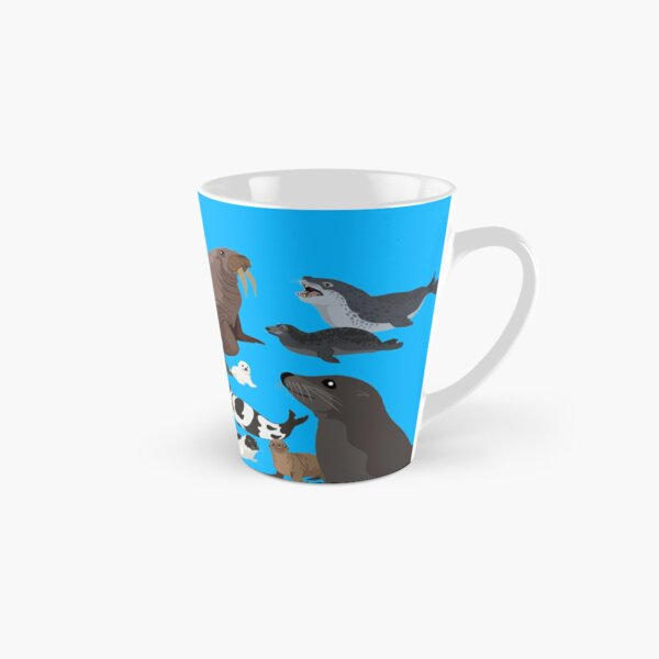 I Am Thankful For Pinnipeds Tall Mug
