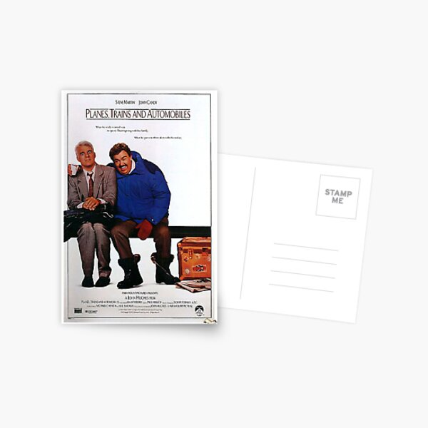 Movie Poster Merchandise Postcard