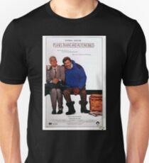 Camiseta ajustada Mercancía del cartel de la película
