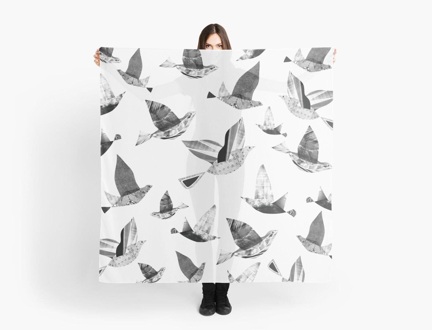 Strange Birds by Sandra Dionisi