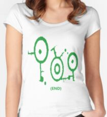 END Women's Fitted Scoop T-Shirt