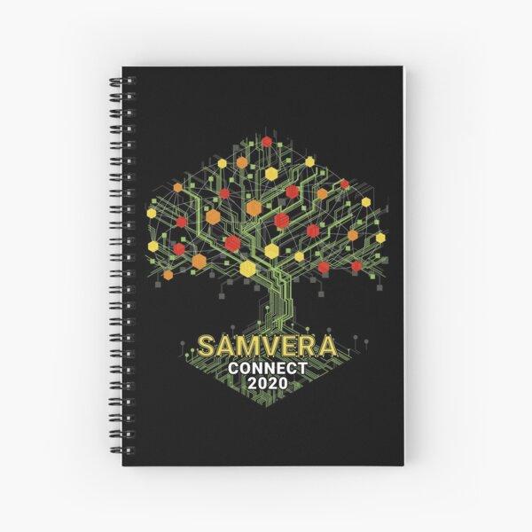 Samvera Connect 2020 Spiral Notebook