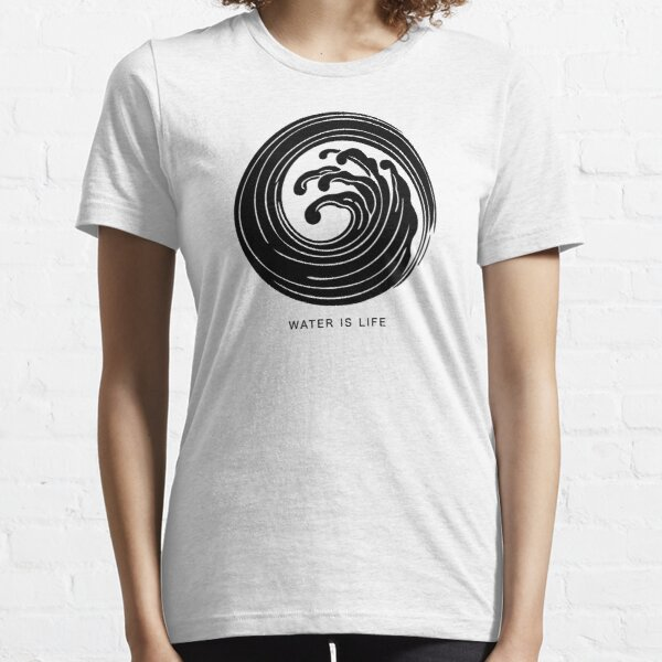 Wave | Water is life Essential T-Shirt