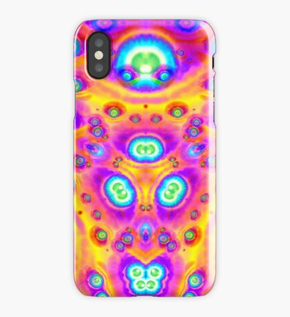 Eyesmosis iPhone Case