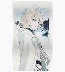 Owari No Seraph - Mikaela Hayuka Poster