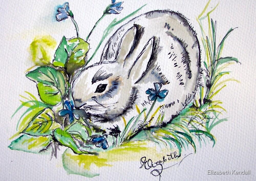 Rabbit by Elizabeth Kendall