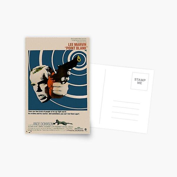 Movie Poster Merchandise Postcard