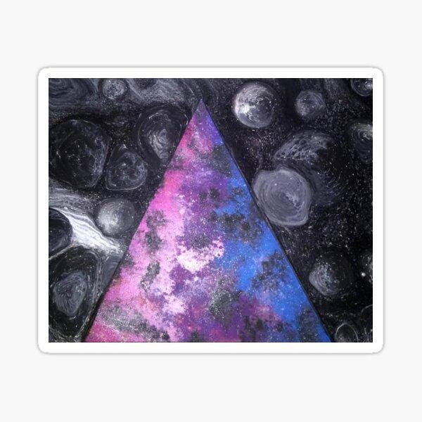 Pyramid Theme Sticker