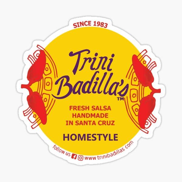 Trini Badilla's Homestyle Sticker