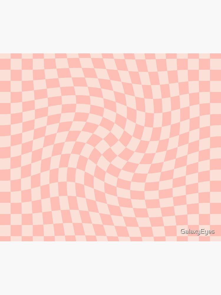 Check VII - Pink Twist by GalaxyEyes