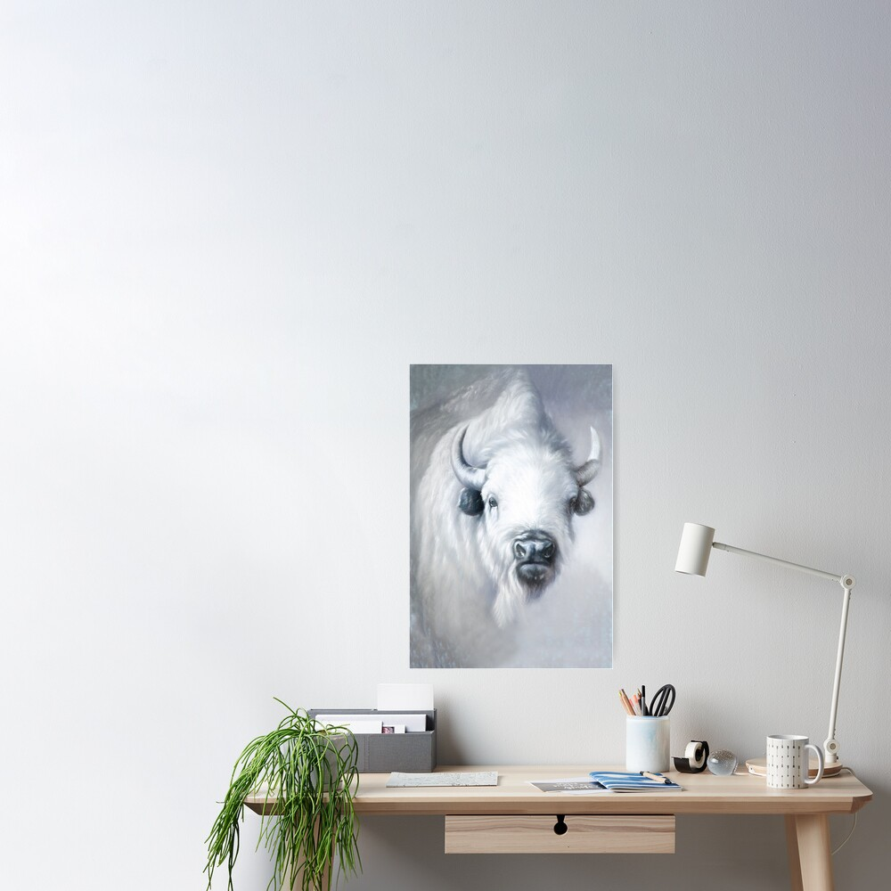 White Buffalo, White Bison: sanctity Poster