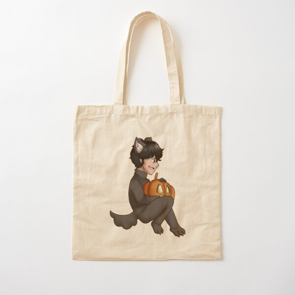 Banana Fish Eiji Okumura Halloween Werewolf chibi cute seasonal exclusive Cotton Tote Bag