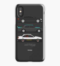 Grand Theft Auto JDM Series iPhone Case/Skin
