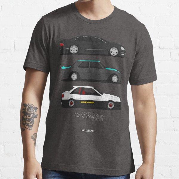 Grand Theft Auto JDM Series Essential T-Shirt