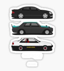 Grand Theft Auto JDM Series Sticker