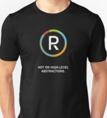 PowerReviews - hot on high-level abstractions T-Shirt