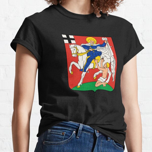 Coat of Arms of Olpe, Germany Classic T-Shirt
