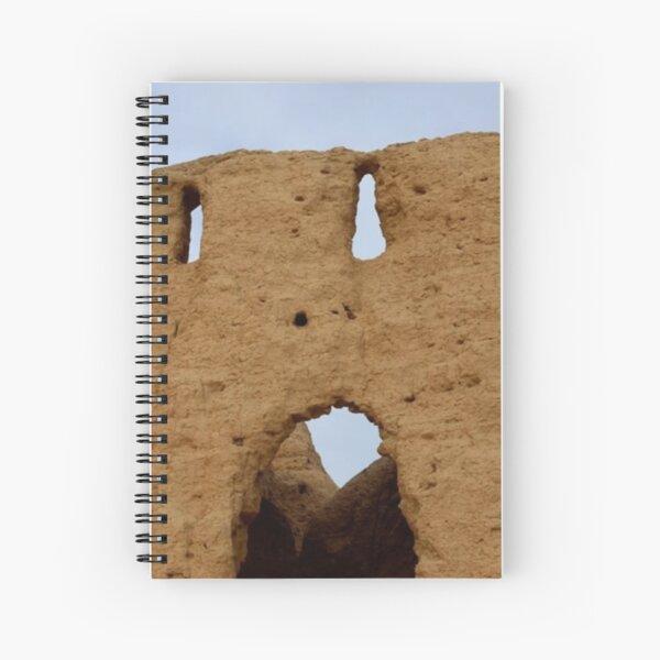 Kishi Kos Asar settlement Spiral Notebook