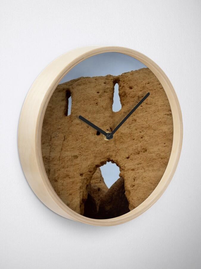 Alternate view of Kishi Kos Asar settlement Clock