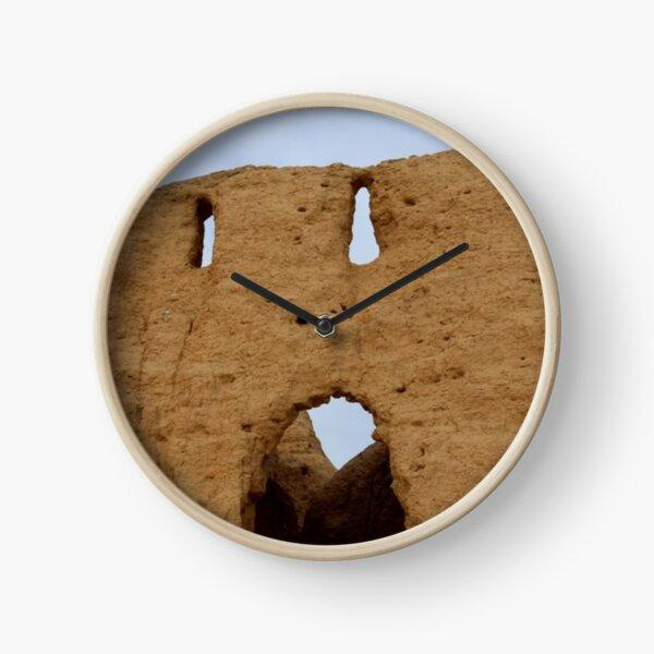 Kishi Kos Asar settlement Clock