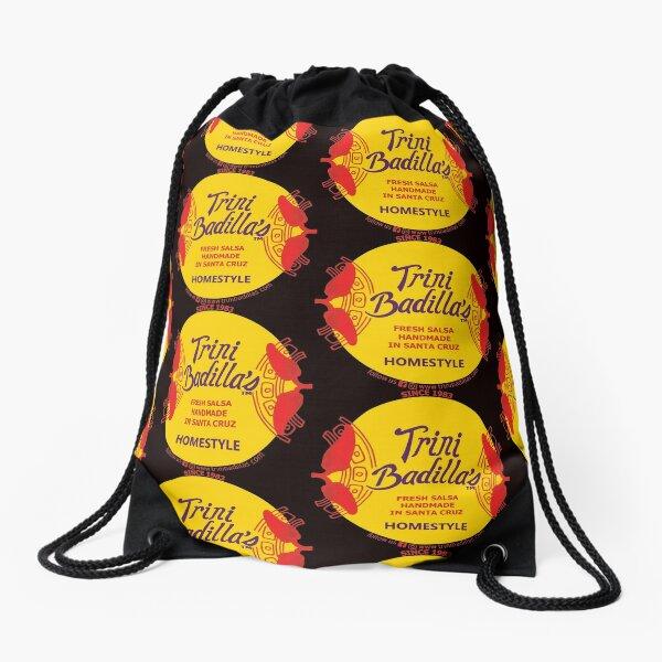 Trini Badilla's Homestyle Drawstring Bag