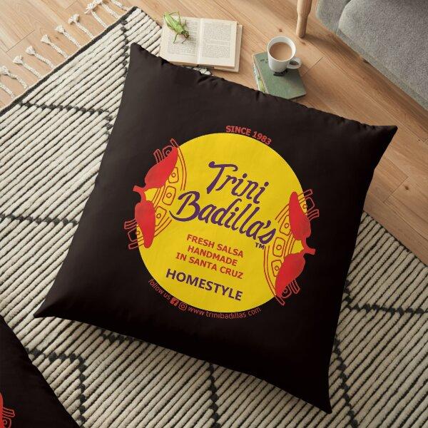 Trini Badilla's Homestyle Floor Pillow