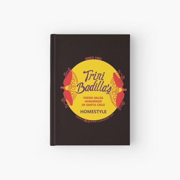 Trini Badilla's Homestyle Hardcover Journal