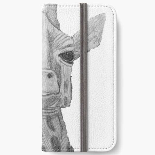 Lady long neck  iPhone Wallet
