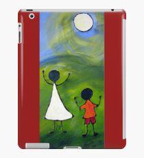 Happy children iPad Case/Skin