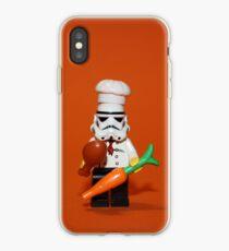 Stormtrooper Cook'ing iPhone Case
