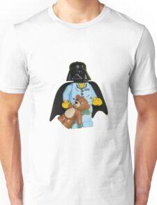Sleepy Darth Vader Unisex T-Shirt